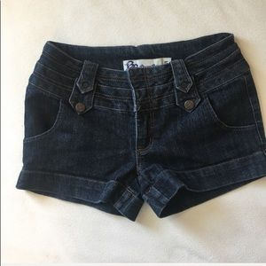 Boom Boom denim shorts size 5